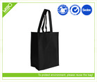 Recycle foldable custom non woven reusable shopping bag