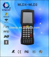 WLD3 Windows wireless barcode scanner ,china barcode scanner ,portable scanner