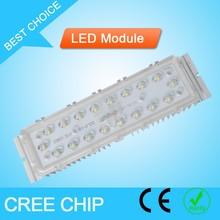 Aluminum casing high lumen 60w led street light module