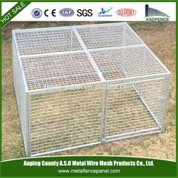 China wholesale dog run kennels / kennels dog / unique dog kennels