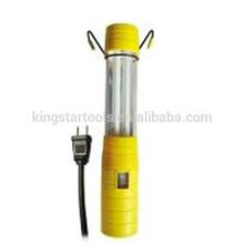 Fluorescent Work Light with adjustable metal hook