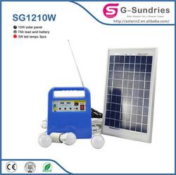Own factory solar lamp panel