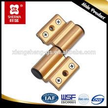 High quality products aluminium alloy door corner hinge