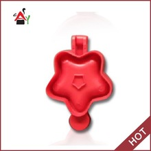 2015 hot sale star Plastic Mini cooking mold DIY