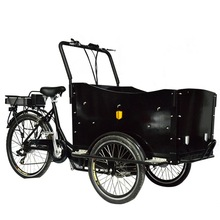 three wheel electric cargo bike manufacturers/cargo bicycle