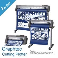 High quality graphtec cutting plotter for vinyl/Garment sticker/Wall paper