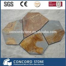 natural slate crazy paving stone