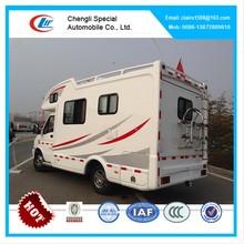 IVECO motor home caravans