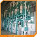 automática de trigo molino de harina de trigo de molienda de harina de la planta completa en zambia