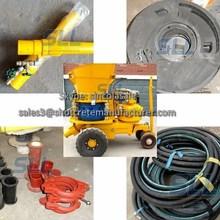 Dry Concrete Electric & Air & Diesel Guniting Machine On Sale