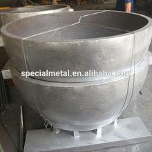 Casting Skim pots for Aluminum Zinc Lead Steel ingots