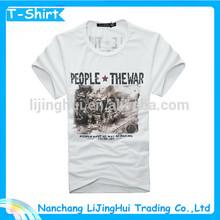 2015 popular design top sale man t-shirt