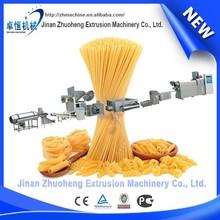 High Purchased Macaroni Pasta Machine(single screw extruder)