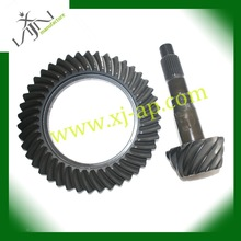 toyota caravans front axle differential gear,crown wheel and pinion 43:12 ratio gears set
