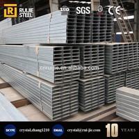 c channel bracket/c channel purlins specification/c channel steel sizes