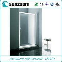 2015 China SUNZOOM adjustable shower doors, bath door, bath screen