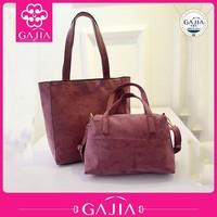 2015 new nubuck leather bags , composite bag,cheap woman handbag alibaba italia