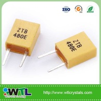 ceramic resonator 455e DIP and SMD Type 13.55234MHz wtl dip resonator ic power blackberry