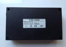 Super 12V 5V li-ion Rechargeable battery 6500mah 2 in 1 12V 6500mah/5V 12000mah