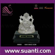 2015 good quality polyresin religious hindu idol ganesh lord murti