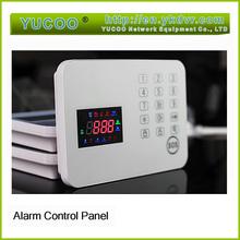 GSM sensor wireless auto dial home security alarm system