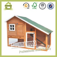 SDR04 Pet House Wooden Cage Rabbit Cage