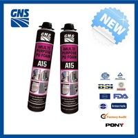 aerosol spray and foam sealant