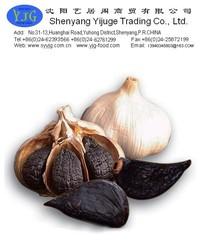 Fermented china black garlic