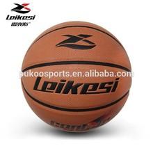 PU basketball - customize your own basketball
