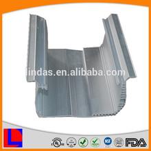 High quality aluminum heatsink frame parts natural anodized aluminum case