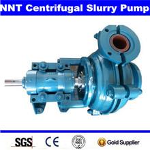 Industrial mining diesel coal slurry booster pump