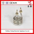 tubulaire en acier inoxydable 110v eau électrique élément chauffant
