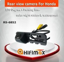Hifimax Waterproof car camera for Honda Civic car rear view camera, car reverse rear view camera