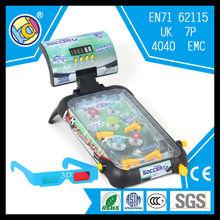 shantou toys games kids board game 3d pinball machine