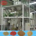 Alta qualidade com capacidade 1-20t/h alimentosparapeixes planta