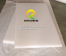 100% food safe HDPE/ UHMWPE cutting board with handle