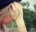 aliexpress 2015 top seller bracciale a catena con anello