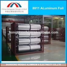 15 mic 8011-O Aluminum household foil roll/ aluminum foil in bulk
