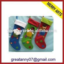 glitter powder for felt Christmas Stocking Hanger Christmas christmas stocking hot new products for 2015