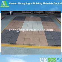 Outdoor flooring materials non-slip ceramic paving slabs uk