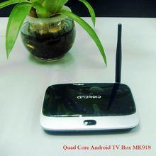 Tv Box amlogic android quad core tv box quad core android game console