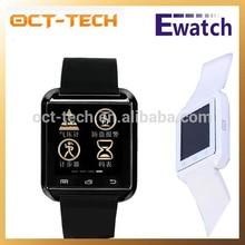 Cheapest bluetooth watch mobile phone,U8 smart watch phone Czech language