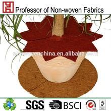 weed control Coconut fiber tree mat mulch mat