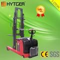 1-2Ton transpaleta eléctrica levantador automático Stacker Powered Stacker elevadores