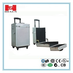 Reliable Aluminium Tool Box With Caster China Supplier
