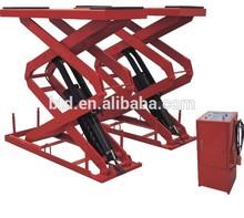 BTD6105 mobile car lift car scissor lift used car lifts for sale