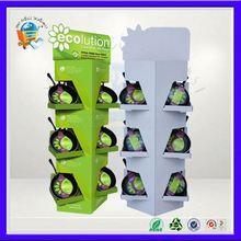 pos mobile chain corrugated display ,pos milk powder cardboard displays ,pos microphone display standing