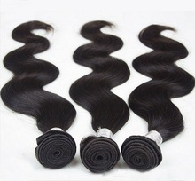 No tangle&shed !Factory direct wholesale premium quality 100% raw 5a top 10 ocean wave human brazilian