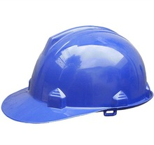ABS industrial safety helmets with peak