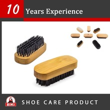 Pig Hair brush heads for cleaning shoes for sneaker